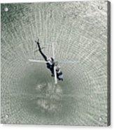 Mh-60r Sea Hawk Helicopter Acrylic Print