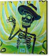 Mi Tequila Acrylic Print
