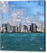 Miami, Florida Acrylic Print
