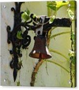 Miami Monastery Bell Acrylic Print