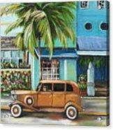 Miami Nice Acrylic Print