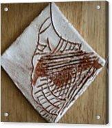 Micah - Tile Acrylic Print