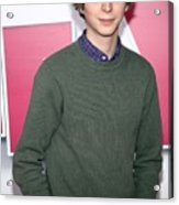 Michael Cera At Arrivals For Year One Acrylic Print