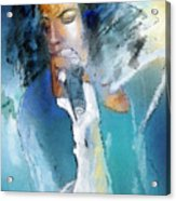 Michael Jackson 04 Acrylic Print