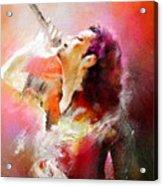 Michael Jackson 05 Acrylic Print