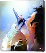 Michael Jackson 06 Acrylic Print