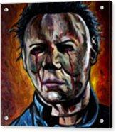 Michael Myers 2 Acrylic Print
