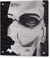 Halloween Character Acrylic Print