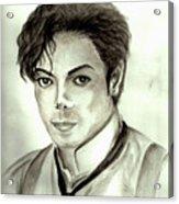 Michael Acrylic Print