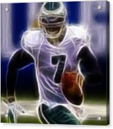 Michael Vick - Philadelphia Eagles Quarterback Acrylic Print