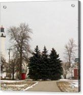 Michigan Lighthouse Acrylic Print