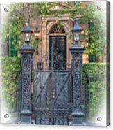 Mickell Jenkins Home Grand Entrance Acrylic Print