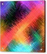 Micro Linear 14 Acrylic Print