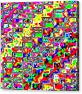 Micro-macro 3 Acrylic Print