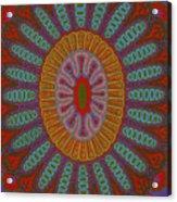 Microbe Acrylic Print