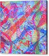 Microcosm II Acrylic Print