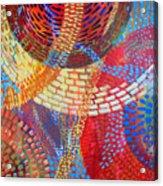 Microcosm IIi Acrylic Print by Rollin Kocsis