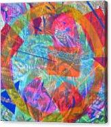 Microcosm Iv Acrylic Print