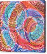 Microcosm VIII Acrylic Print