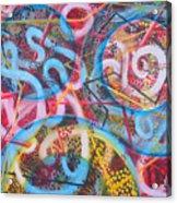Microcosm Xii Acrylic Print