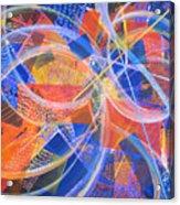 Microcosm Xiii Acrylic Print