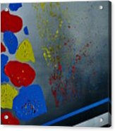 Microcosmos Acrylic Print