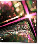Microskopic Vi - Disco Fever Acrylic Print