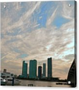 Midday In Miami 2 Acrylic Print