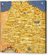 Middle East Georgia, Armenia, Azerbaijan, Iraq, Western Iran Acrylic Print