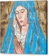 Midieval I Acrylic Print