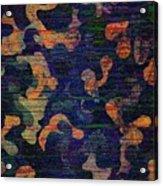 Midnight Canopy  Acrylic Print