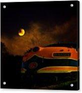 Midnight Express Acrylic Print