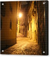 Midnight In Porto Acrylic Print