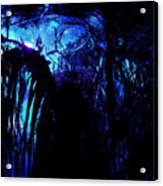 Midnight Serenity Acrylic Print