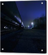 Midnight Train 1 Acrylic Print