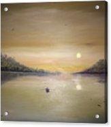 Midnight Trip  Acrylic Print