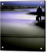 Midnight Wanderer Acrylic Print