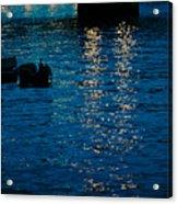 Midnight_in_paris Acrylic Print