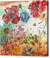 Midsummer Delight Acrylic Print