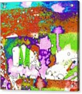 Midsummer Series 2 Acrylic Print