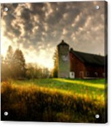 Midwest Morning Acrylic Print