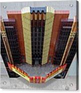 Art Deco Theater Acrylic Print