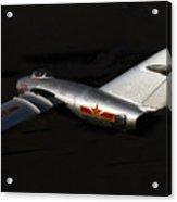 MiG Acrylic Print