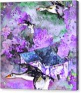 Migration 01 Acrylic Print