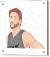 Mike Miller Acrylic Print