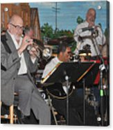 Mike Vax Professional Trumpet Player Photographic Print 3773.02 Acrylic Print