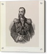 Mikhail Nikolaiavitch Acrylic Print