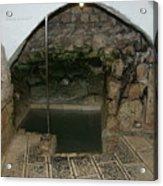 Mikvah - Ritual Pool - Of The Arizal Acrylic Print