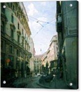 Milan Acrylic Print