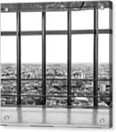Milan Skyline Acrylic Print